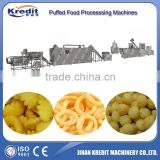 puffed food extruder/frying snack food processing line/3D snacks pellet machine                                                                         Quality Choice