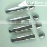 Chrome door handle cover for Toyota Corolla 2008