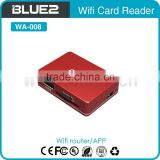 factory USB wifi car reader with wifi router
