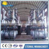 international standard used engine oil purification machine