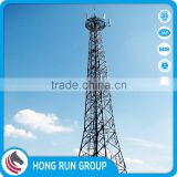 Factory Price 30M 40M 50M 60M 70M Communication Monopole Tower Price with Certificates CE Steel Communication Tower