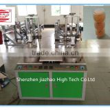 380V automatic Cylinder Curling Machine with high quality for making transparent PVC box