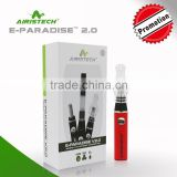 High quality wax dry herb pen vaporizer E paradise wax vape pens dry wax vapor pen with electric heating element