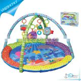 Cheap Plush Carpeted Baby Play Gym Mat