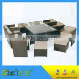 promotional patio leisure wicker balcony furniture set