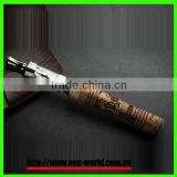 Vision original E -fire e cigarette 1100mah Skull Hand Carved Wood