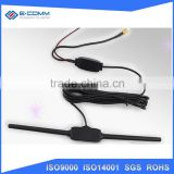 Wholesale price digital 2 din car dvd player tv antenna