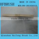 wooden handle stainless steel wire brush