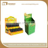 Brand new customized pallet corrugated display