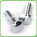 High quality round head square neck bolt DIN603 carbon steel stainless steel carriage bolt