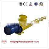 stainless steel screw conveyor for silo cement
