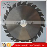 woodworking cutting tool adjustable scoring tct circular saw blade used on sliding table saw