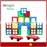 New design Magnetic Connect Toys good price magformers Multi Shape Magnetic Building Blocks