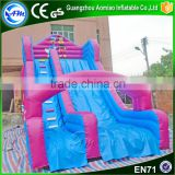 Giant mickey mouse swimming pool water slide inflatable slide for pool                                                                                                         Supplier's Choice
