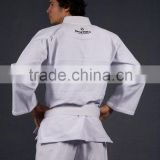 Judo Uniform made in 420G.560G.700G.850G single weave fabric high qulaity for competition and training