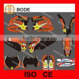 Motorcycle sticker design for Kawasaki/Honda/Suzuki/Yamaha All Years (ST-104)