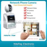Hidden ip camera smoke detector-ip camera cool cam for home security systems wifi