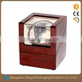 Finished Wooden Volta Automatic Single Watch Winder