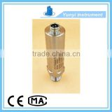 3 pin aviation connector air pressure transmitter