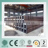 structural steel raw material astm a36 steel pipe