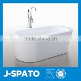2016 Hangzhou Alibaba China Sanitary Ware Manufacturer Small Cheap Portable Acrylic Plastic Bathtub For Adult