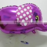 Hot sale elephant walking pet balloon,animal shape air walking pet balloon, Helium pet balloon for party/Child Gift