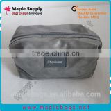 Luxury Men Cosmetic Bag Leather