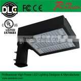 Outdoor parking lot retrofit led lamps,180w Outdoor Parking Lot led,shoebox LED area lighting
