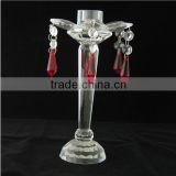 Best popular wedding crystal ball candle holder table decoration