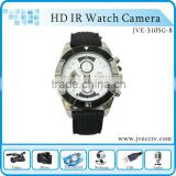 Wireless Watch Camera JVE-3105G-8 wireless night vision equipment;wireless digital watch