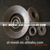 China Alibaba Stainless Steel Knit Gasket/WIRE NET RING for exhaust pipe,muffler
