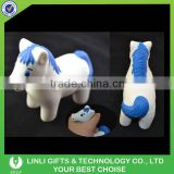 Horse Shape Non-Toxic PU Balls Toy