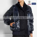 Fashion men nylon blue jacket for spring