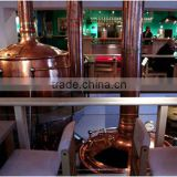 600L automatic beer brewing system