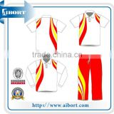 Hottest sublimation full soccer kits for men