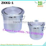 Professional metal milk drum stainless steel wine barrel stainless steel beer fermentation tank