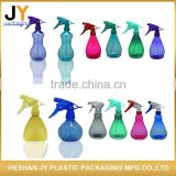 Factory directly multipurpose PET perfume spray bottle colorful plastic fine mist mini plasitc spray bottle