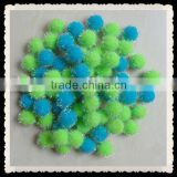 Provide glitter pompoms ,pompons ,poms crafts