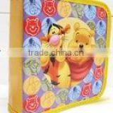 Wholesaler kids cd cases funny DVD case CD display case
