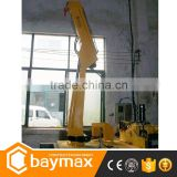 Small Portable Pickup Truck Lift Crane with Good Price