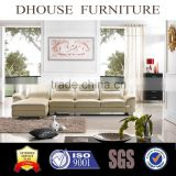 Livingroom Furniture Leather Sofa Set 8050