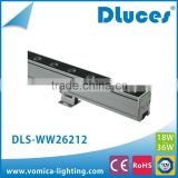 2015 18w 1m CE IP65 high lumens led wall washer lamp