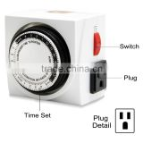 Honest Supplier SINOWELL Electrical Outlet Socket Timer