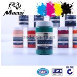 Good quality acrylic hardener acid resin paint
