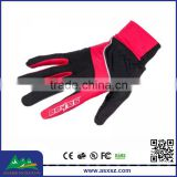 SAHOO Full Finger Touch Screen Custom Motocross Bike Glove Wholesale