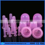 Chinese traditional medical silicone massage cupping therapy hijama cup