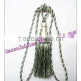 brush tassel tieback for curtain, cheap tassels made in china