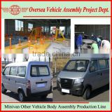 China New Minivan And Production Lines Technology Guide Service                                                                         Quality Choice