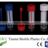 plastic sterile urine and stool container, made in China