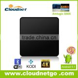 Cloudnetgo xxx video sexy support 4k s905x tv box wholesale uhd 4k 3d 4k satellite receiver